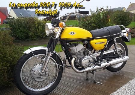 T 500 cobra jaune