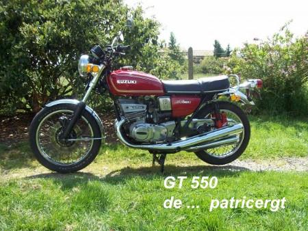 gt 5650 rouge