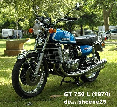 gt 750 L 1974