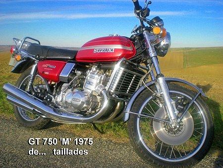750 M 76 rouge